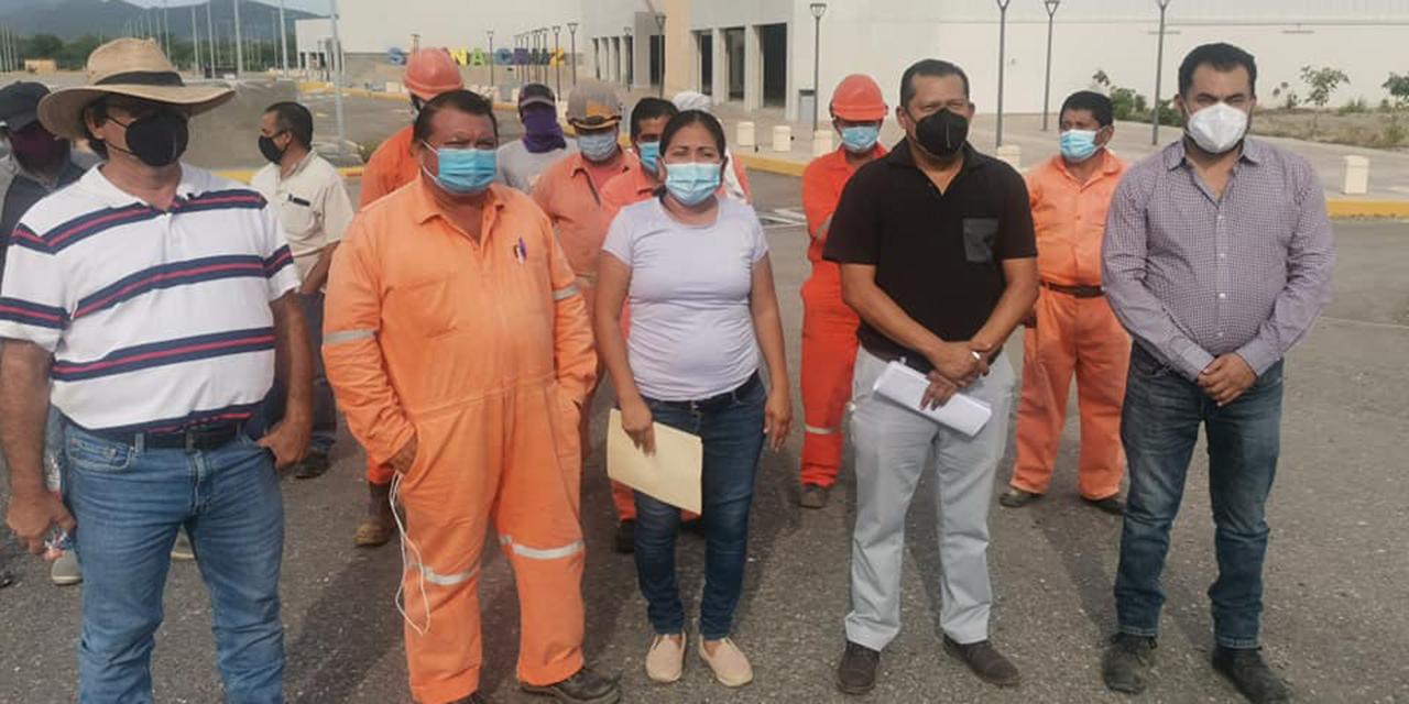 Llueven denuncias a Nemesis Proyectos en Salina Cruz | El Imparcial de Oaxaca
