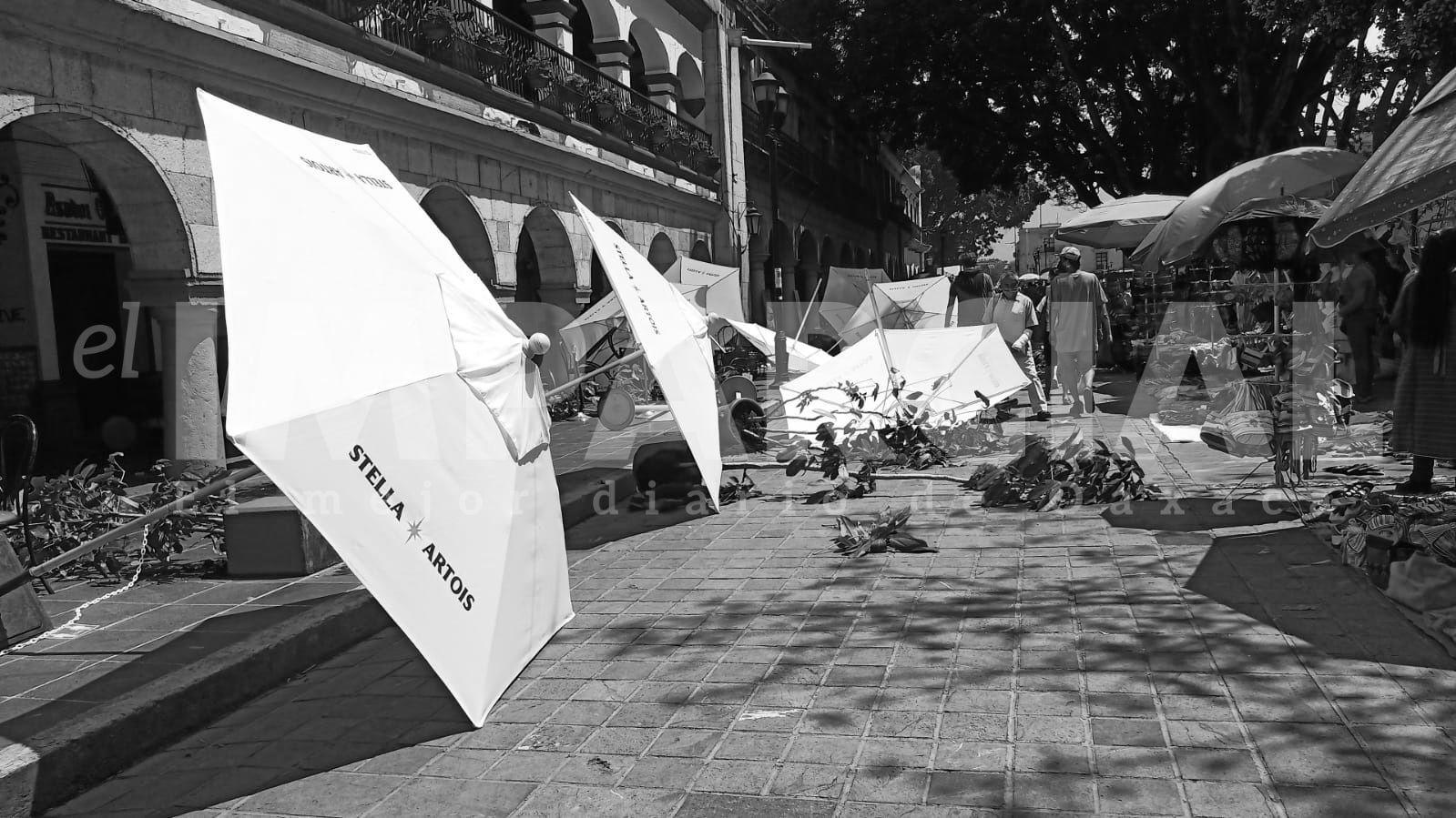 En imágenes, vandalismo de los normalistas | El Imparcial de Oaxaca