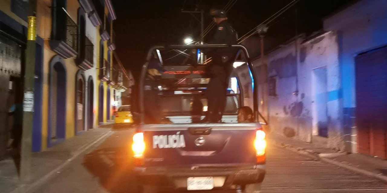 Denuncian abuso de la Policía Municipal en Tlacolula de Matamoros | El Imparcial de Oaxaca