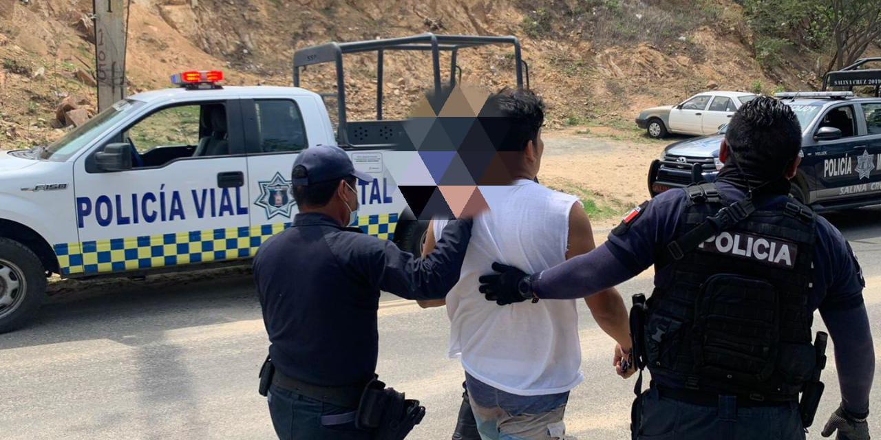 Detienen a presunto narcomenudista en Salina Cruz   El Imparcial de Oaxaca