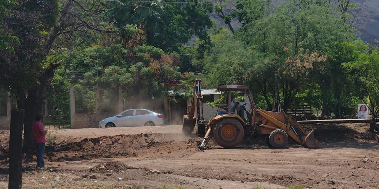 Acondicionan espacio para el baratillo en Cuicatlán   El Imparcial de Oaxaca