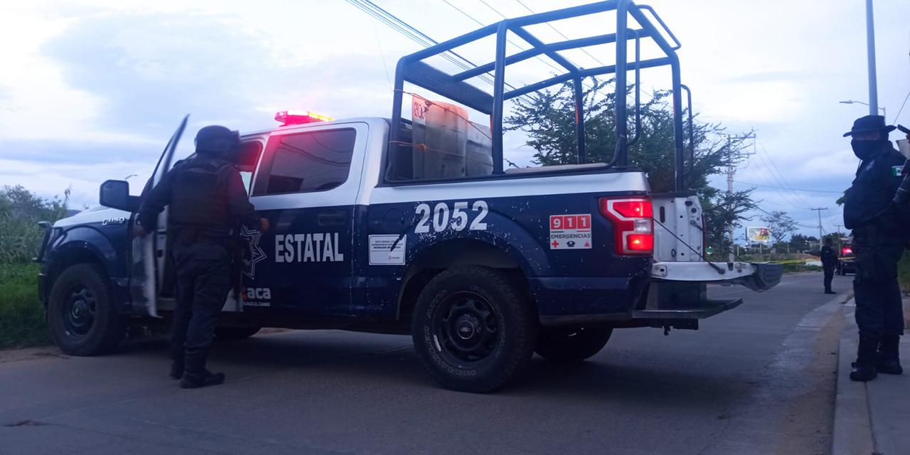 Muere motociclista baleado en la Ex garita | El Imparcial de Oaxaca