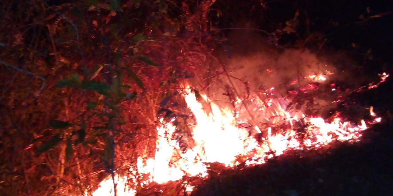Muere adulto al sofocar incendio en Juquila   El Imparcial de Oaxaca