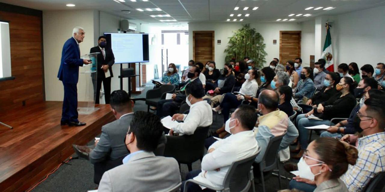 Impulsan la profesionalización en el ramo inmobiliario estatal   El Imparcial de Oaxaca