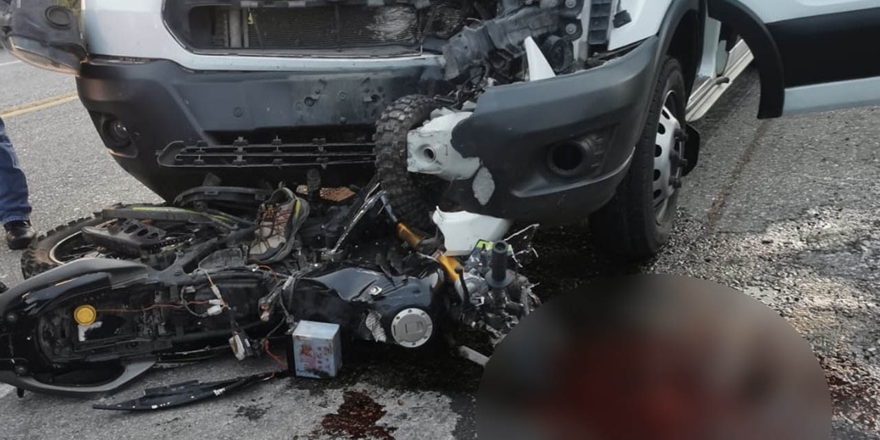 Mata a motociclista y huye en Santo Domingo Zanatepec | El Imparcial de Oaxaca