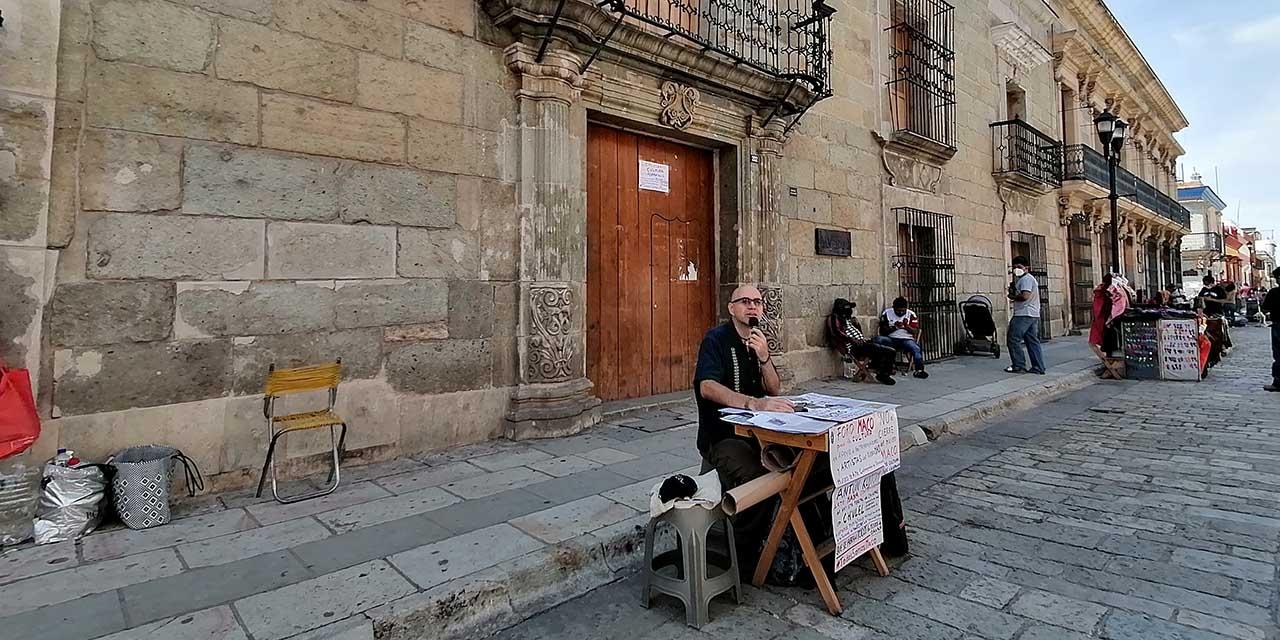 Asociación Amigos del MACO desconoce a sus empleados   El Imparcial de Oaxaca