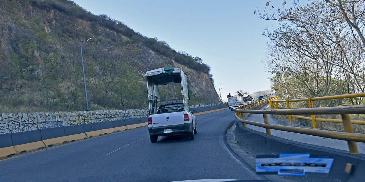 Cruzar la ciudad de Oaxaca, un viacrucis | El Imparcial de Oaxaca