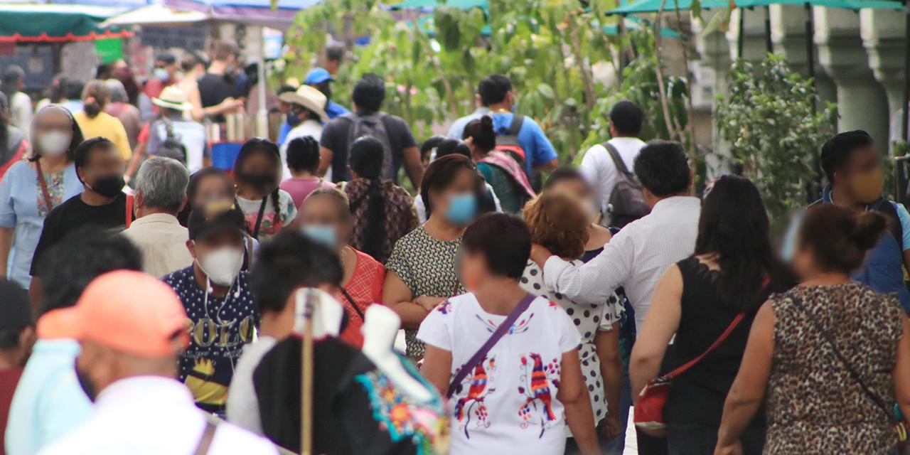 Reportan 35 nuevos contagios de Covid-19 en Oaxaca   El Imparcial de Oaxaca