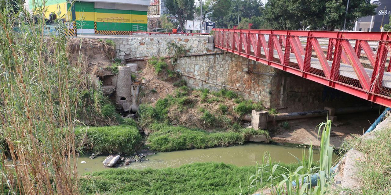 Río Salado, un foco de infección ; prevalece amenaza ante lluvias   El Imparcial de Oaxaca
