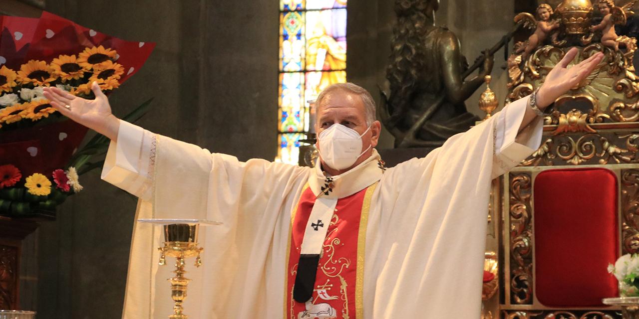 Pide arzobispo salir a votar el próximo domingo   El Imparcial de Oaxaca