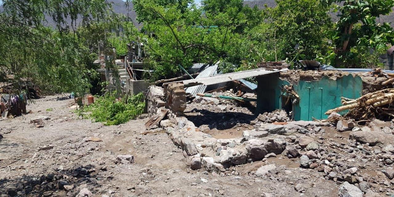 Reportan más daños por lluvias torrenciales   El Imparcial de Oaxaca