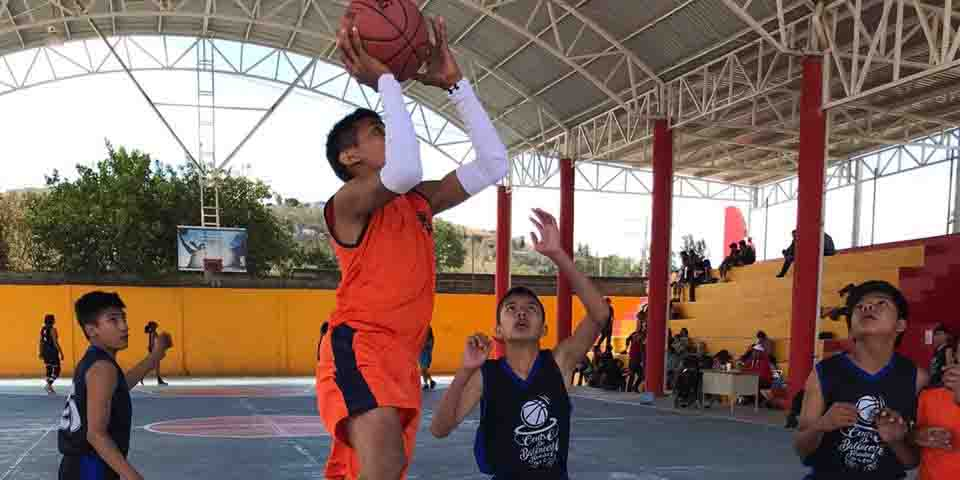 En puerta la Liga de básquet 3×3 | El Imparcial de Oaxaca