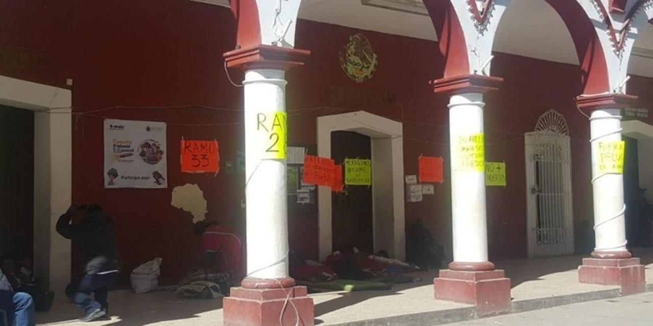 Edil pretende reabrir palacio municipal de Santiago Juxtlahuaca | El Imparcial de Oaxaca