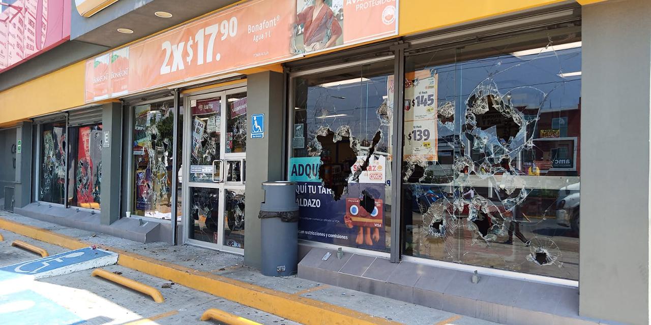 Canacope critica vandalismo impune de normalistas | El Imparcial de Oaxaca