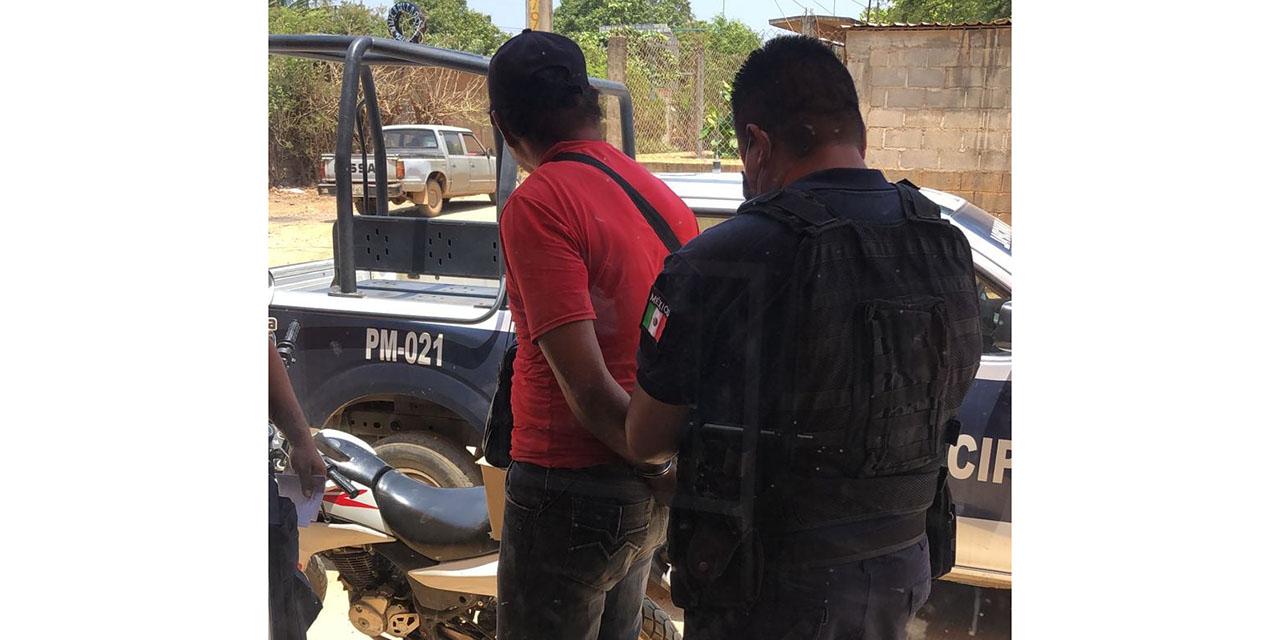 Detienen a acosador de redes sociales en Tehuantepec | El Imparcial de Oaxaca