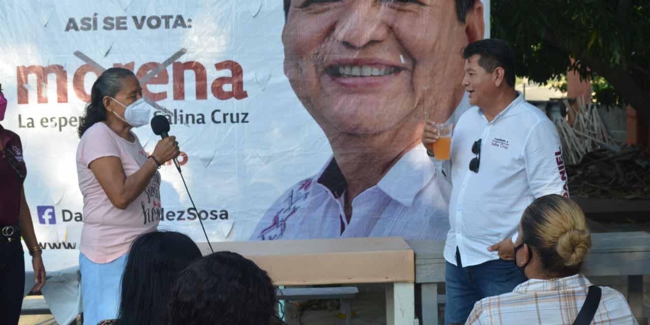 Denuncian compra de votos en Salina Cruz | El Imparcial de Oaxaca