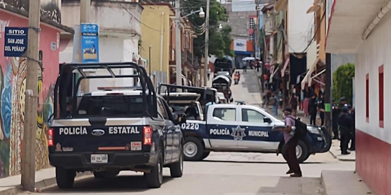 Baleado en Miahuatlán | El Imparcial de Oaxaca
