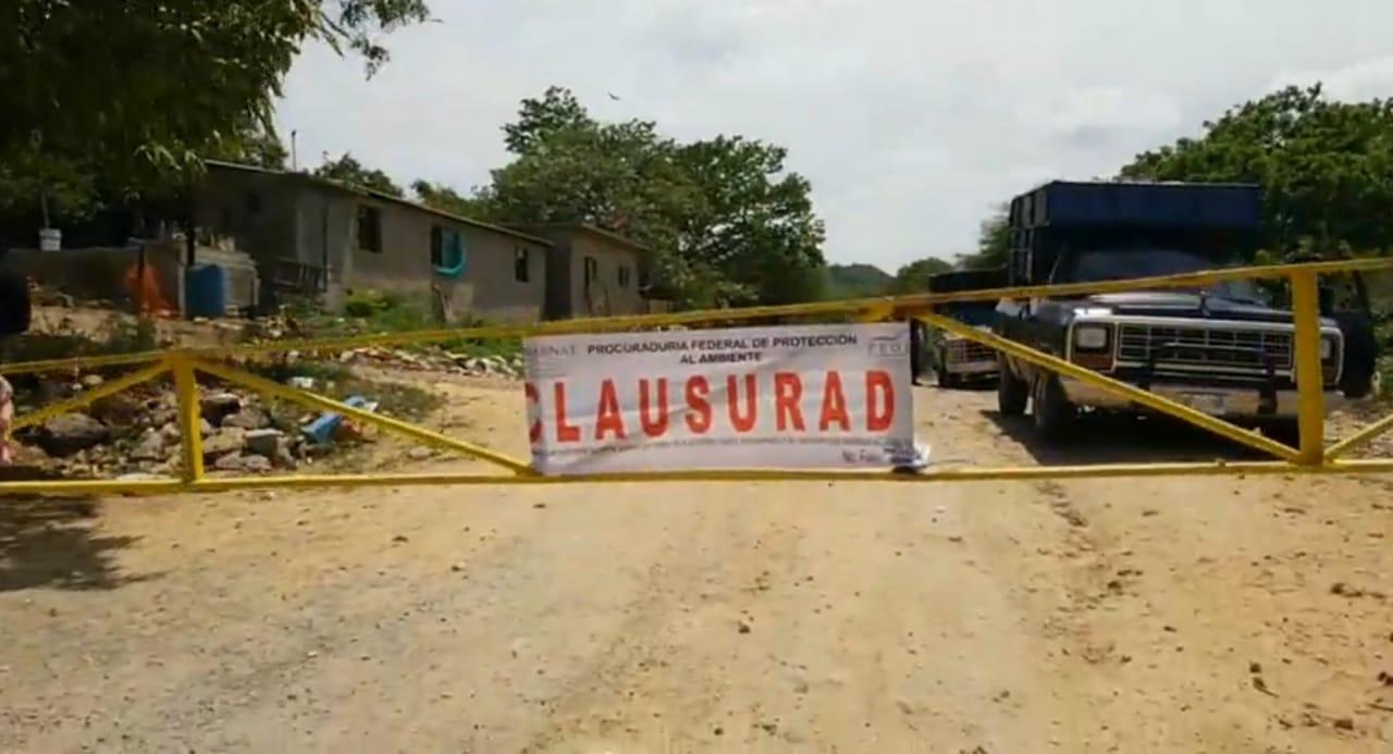 Clausuran basurero | El Imparcial de Oaxaca