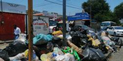 La basura invade Salina Cruz