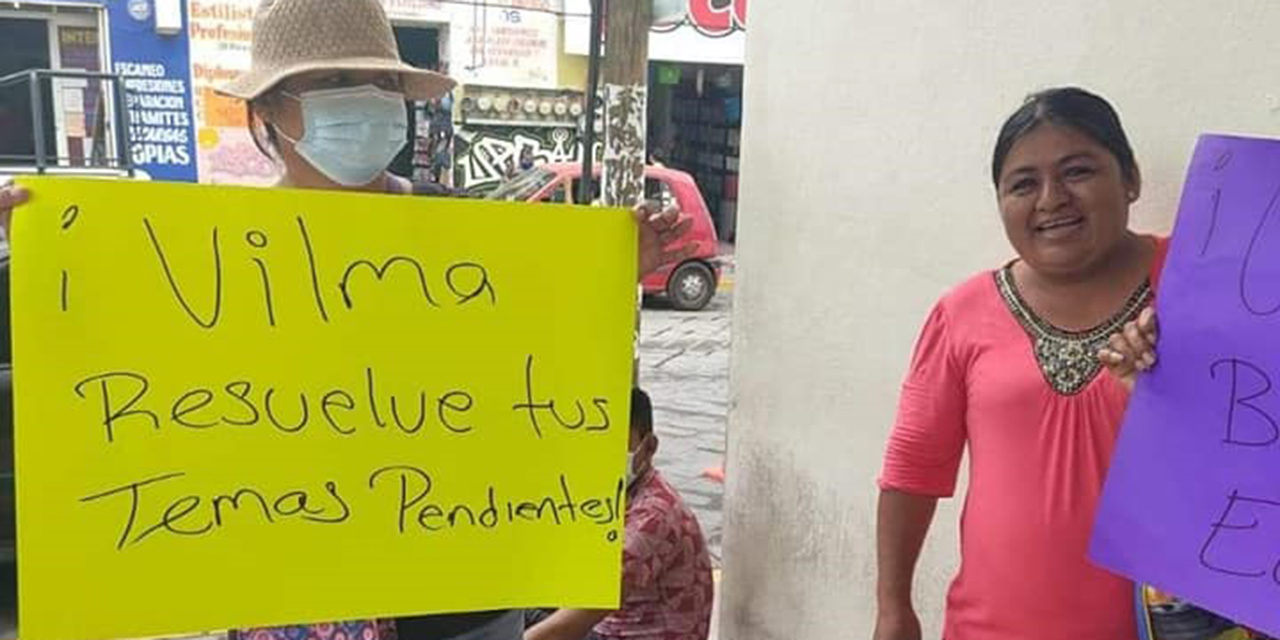 Agencias rechazan candidatura de Vilma | El Imparcial de Oaxaca