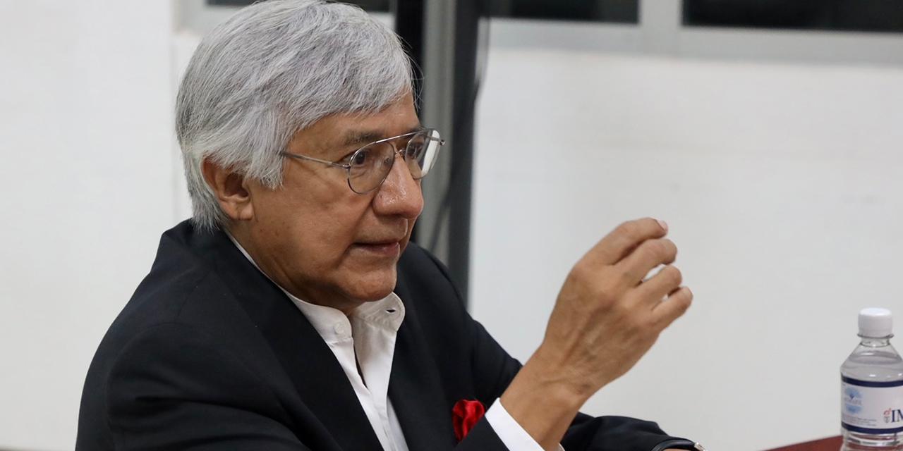 Oaxaca será capital mundial de la cultura, ofrece Raúl Castellanos de RSP   El Imparcial de Oaxaca