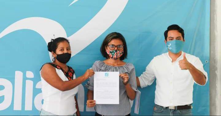 Ratifica Gregoria Merino su compromiso indeclinable en el distrito local 23 | El Imparcial de Oaxaca
