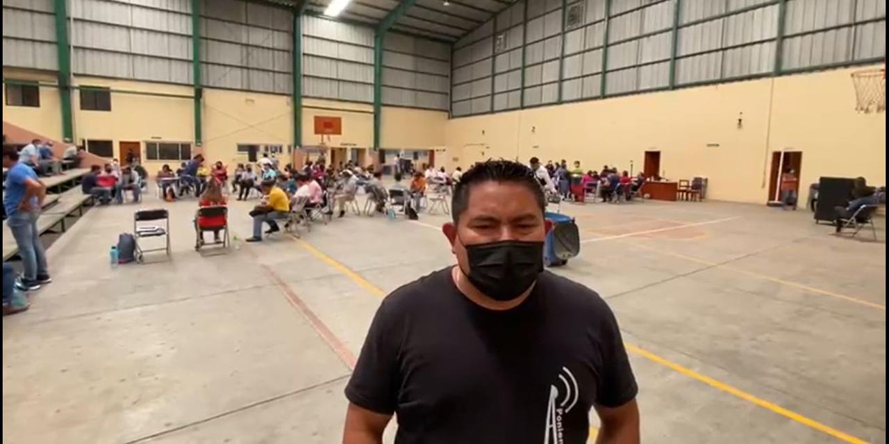 Nombran delegados; se brincan a dirigente de la Sección 22 | El Imparcial de Oaxaca