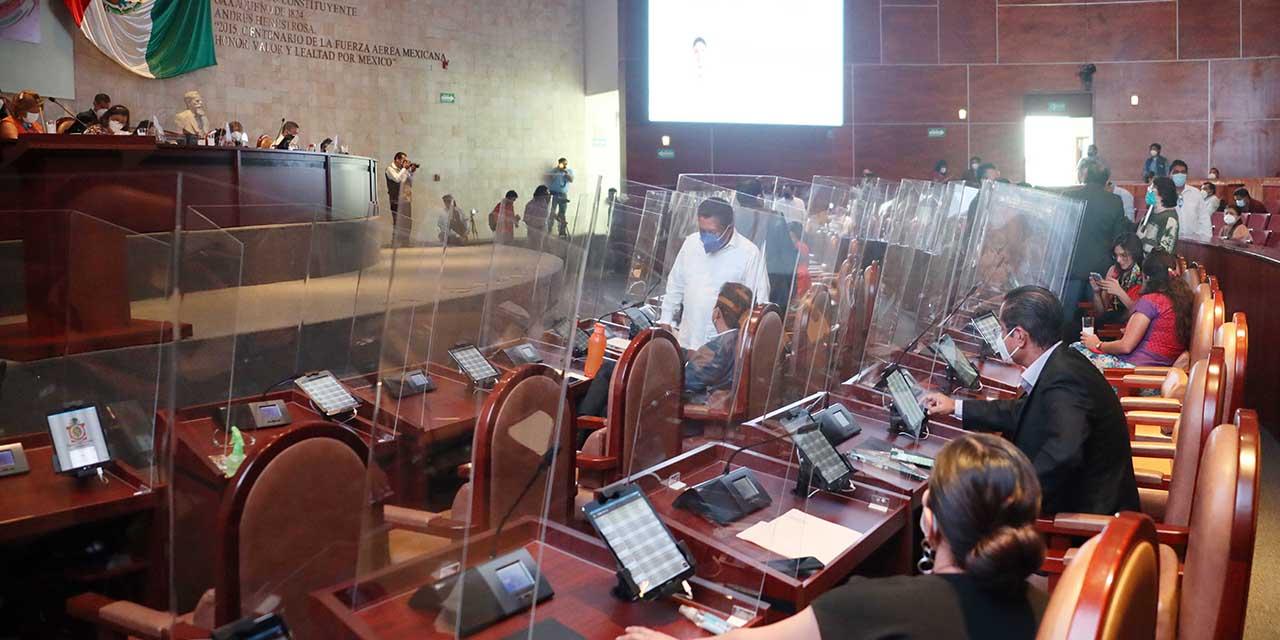 Oaxaca, laboratorio para Morena; pide reforma electoral en paquete | El Imparcial de Oaxaca