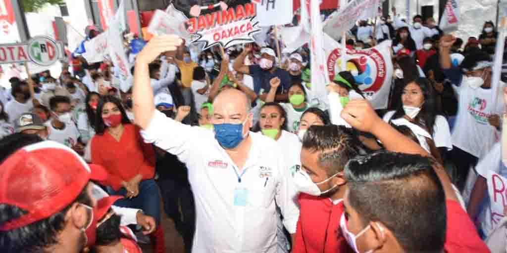 Javier Villacaña, un aliado de la juventud   El Imparcial de Oaxaca