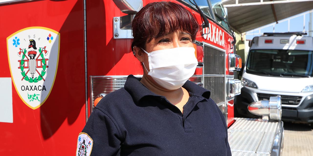 Ser bombero es un gran compromiso con la sociedad; invitan a la juventud a acercarse   El Imparcial de Oaxaca
