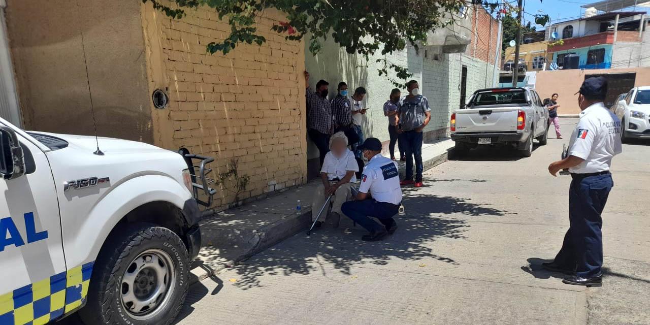 Atropellan a adulta mayor en la colonia José Vasconcelos   El Imparcial de Oaxaca