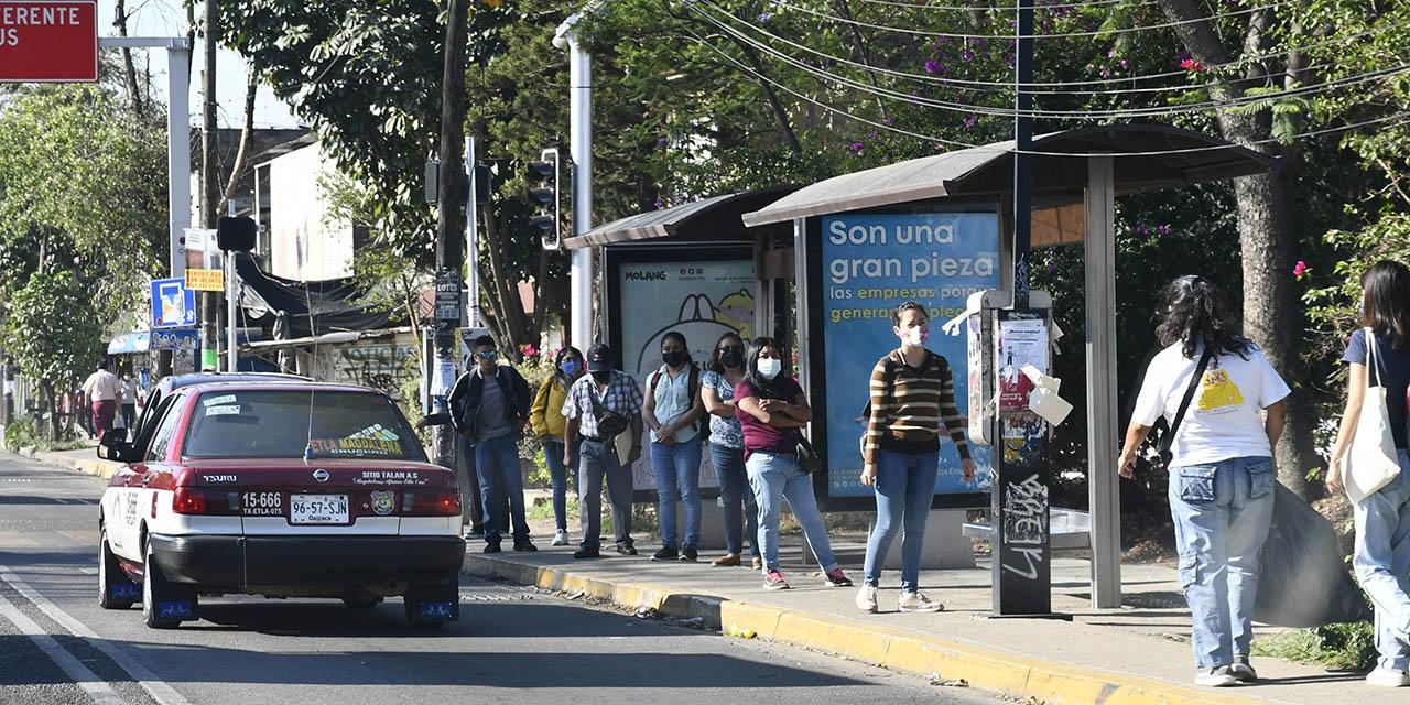 Exigen al Citybus mejores tratos y tarifas   El Imparcial de Oaxaca