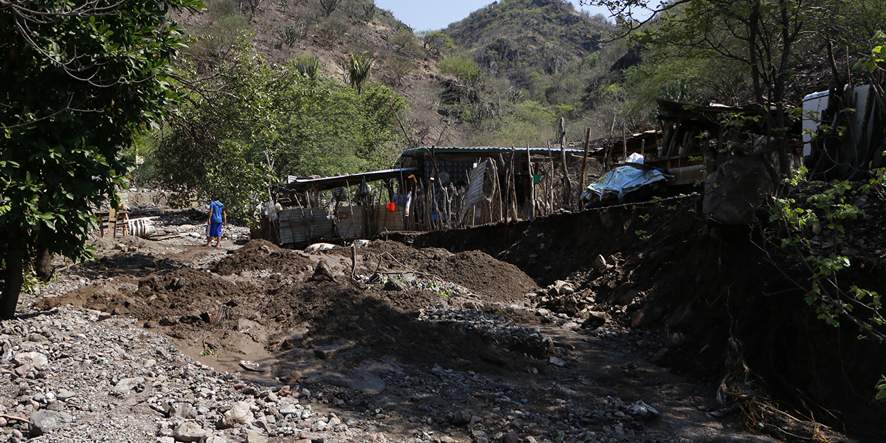 Totolápam, zona cero; reportan daños en al menos 20 viviendas   El Imparcial de Oaxaca