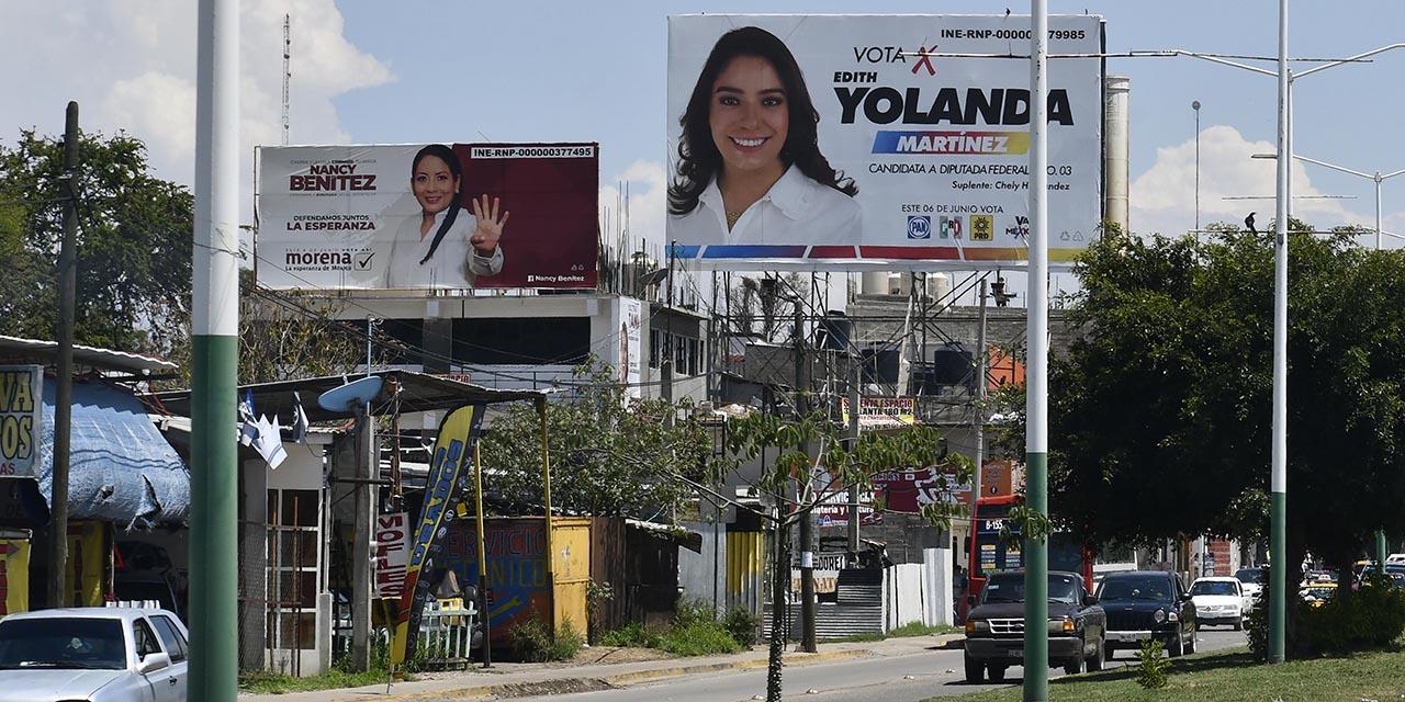 Arrecia guerra electoral en la capital oaxaqueña   El Imparcial de Oaxaca