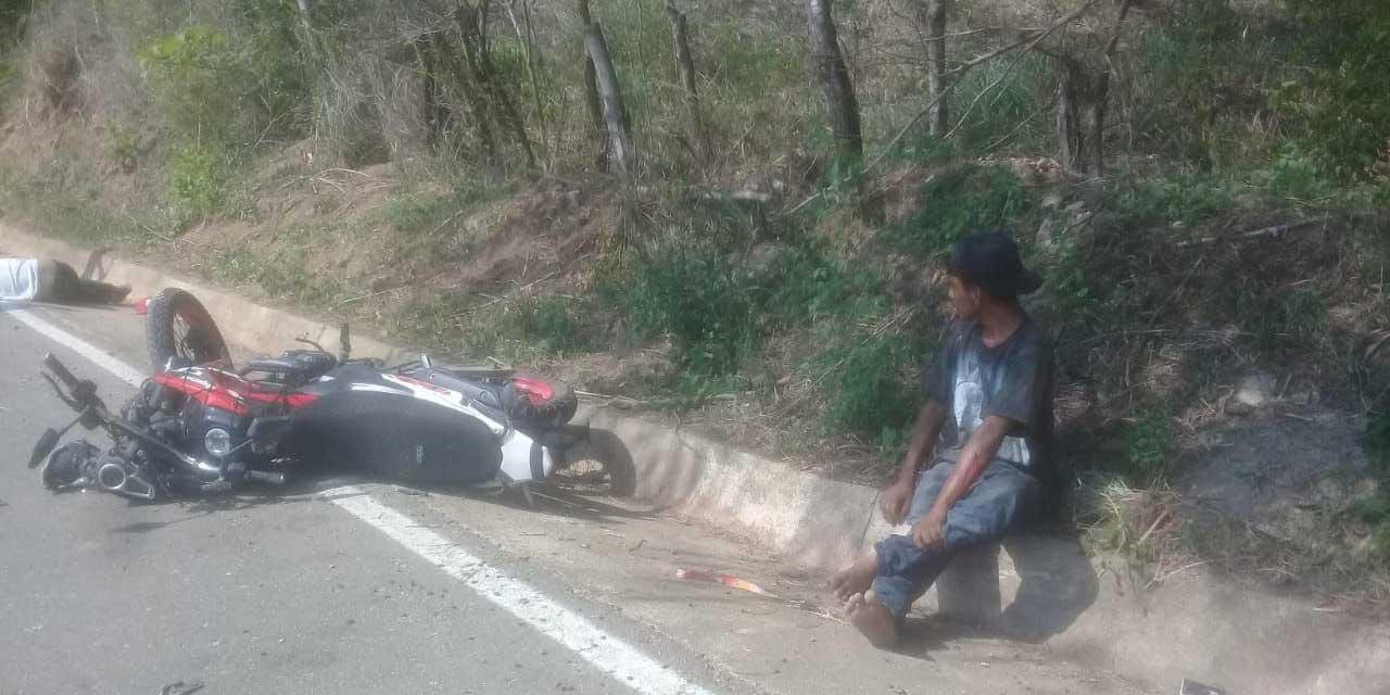 Motociclista ebrio derrapa y muere en Huazolotitlán   El Imparcial de Oaxaca