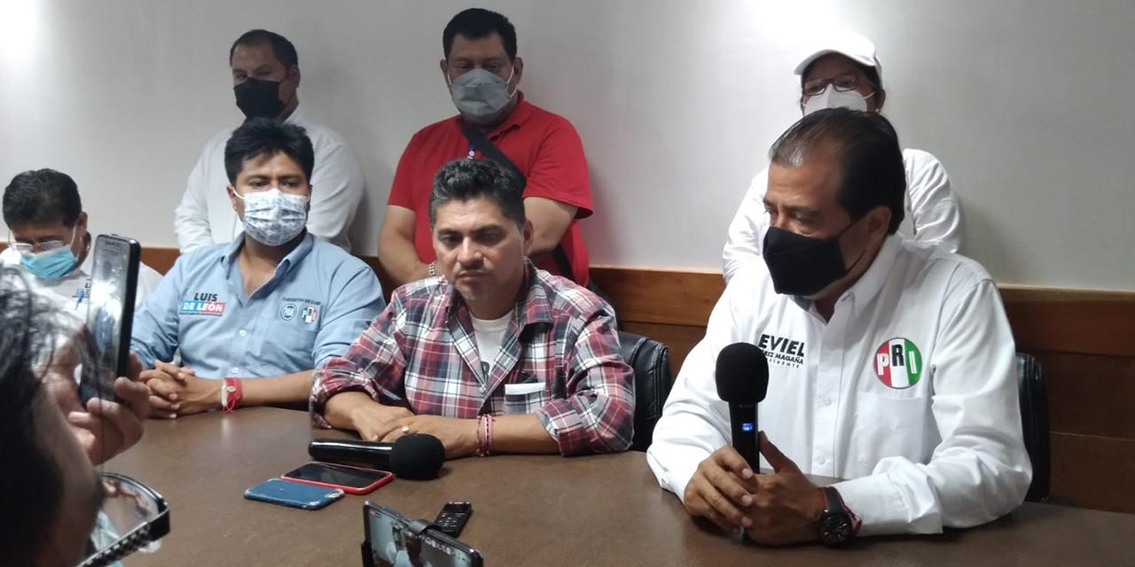 Piden a autoridades estatales garantizar seguridad a candidatos   El Imparcial de Oaxaca