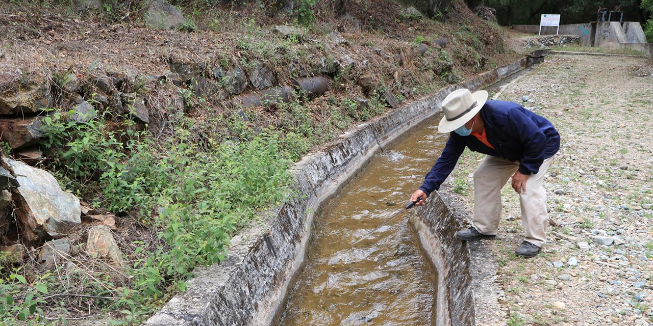 Trienio seco afecta abasto de agua a la capital oaxaqueña   El Imparcial de Oaxaca