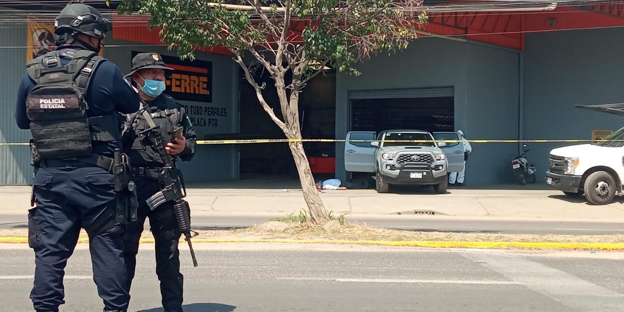 Dictan prisión a presuntos sicarios del ex presidente municipal de Ejutla | El Imparcial de Oaxaca