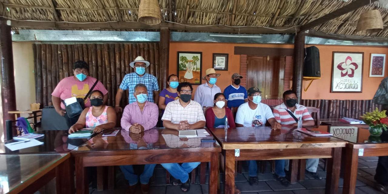 Organizaciones sociales contra el Corredor Interoceánico   El Imparcial de Oaxaca