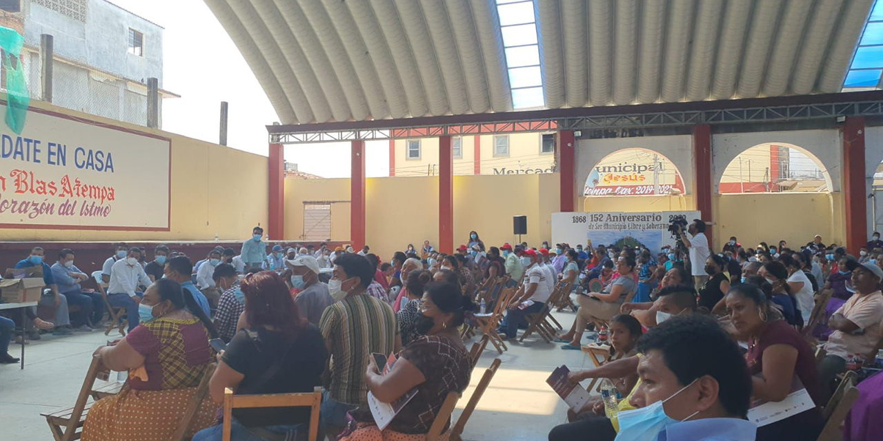 Agente municipal de Puente Madera violenta Estado de Derecho   El Imparcial de Oaxaca