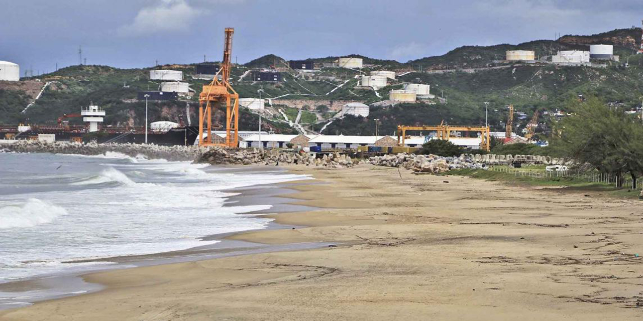 Marea alta afecta la zona costera | El Imparcial de Oaxaca