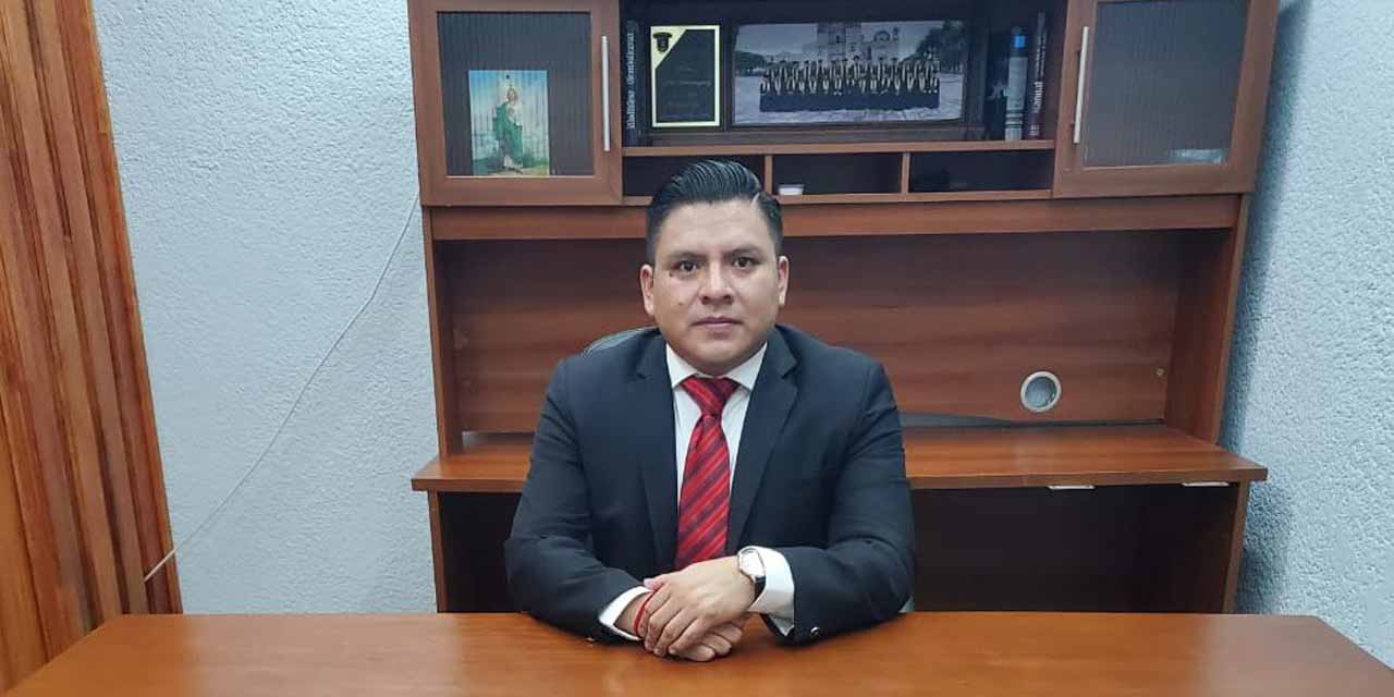 Felices 36 para el Lic. Óscar Cortés | El Imparcial de Oaxaca