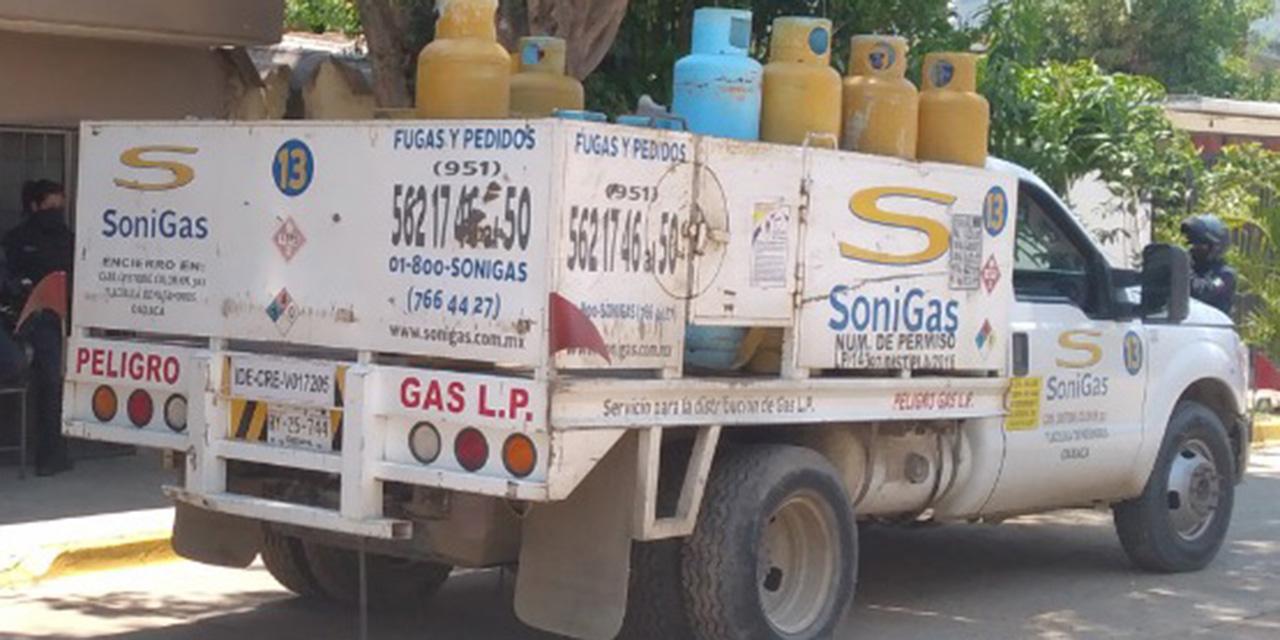 Violento asalto a repartidor de gas en San Jacinto Amilpas | El Imparcial de Oaxaca