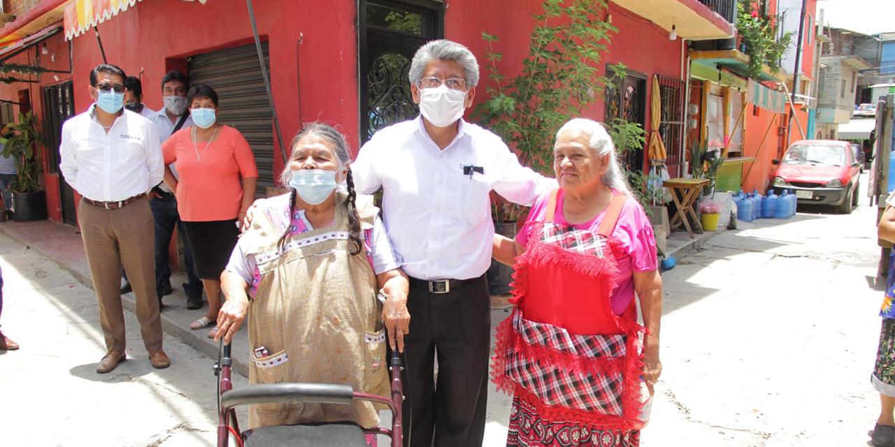 Mi experiencia como legislador me ayudará para trabajar en el municipio capitalino: Neri   El Imparcial de Oaxaca