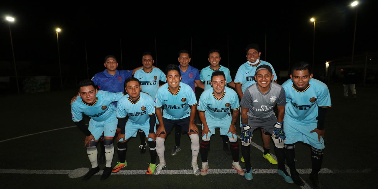 Material Viguera construye su título con goles   El Imparcial de Oaxaca