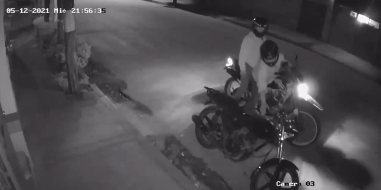 Cámaras captan robo en Cinco Señores   El Imparcial de Oaxaca