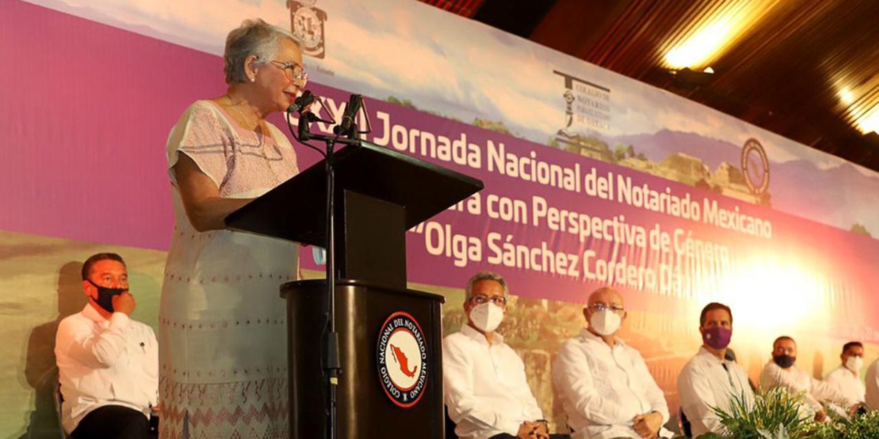 Llaman a democratizar la labor del notariado   El Imparcial de Oaxaca