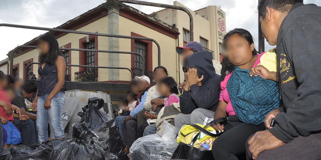 Violencia y clima desplazan a casi 5 mil oaxaqueños | El Imparcial de Oaxaca
