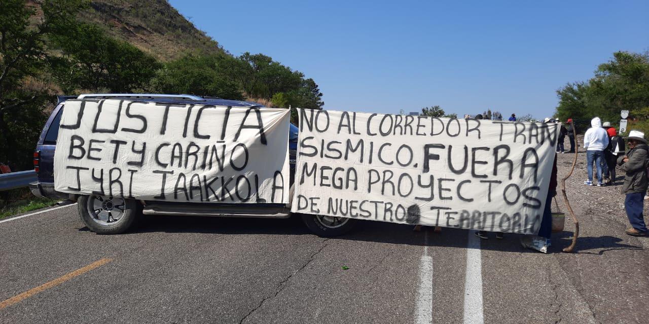 Protesta Maíz en La Mixteca; denuncian incumplimiento de instancias de gobierno   El Imparcial de Oaxaca