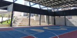 Se disputan cancha deportiva en Salina Cruz